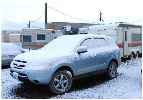 روش درست و اصولی گرم کردن خودرو در روزهای سرد سال
