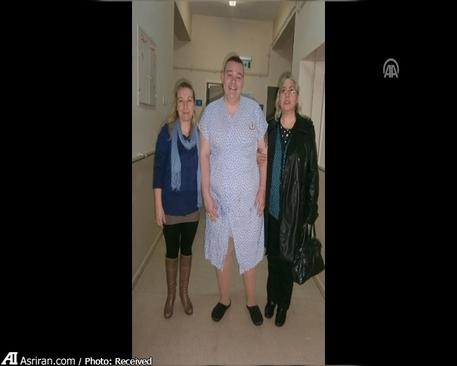 عشق به دختر و شکست عشقی باعث شد این مرد 101 کیلو وزن کم کند! + تصاویر