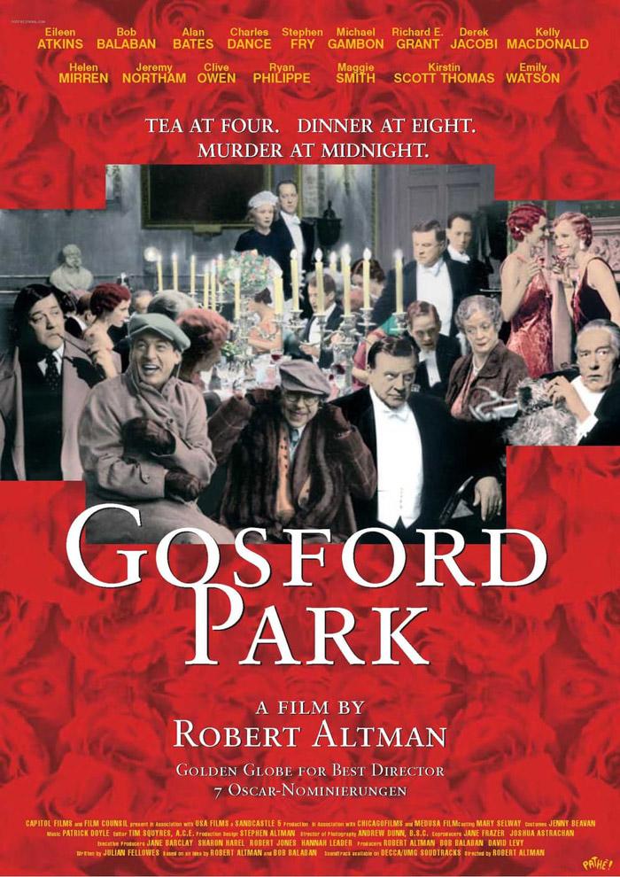 فیلم Gosford Park – گاسفورد پارک