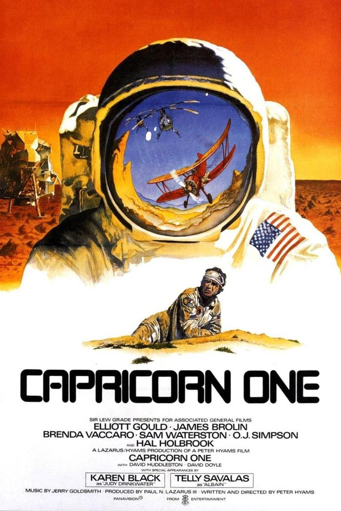 فیلم Capricorn One – کاپریکورن یک