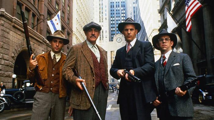 فیلم The Untouchables – تسخیر ناپذیران