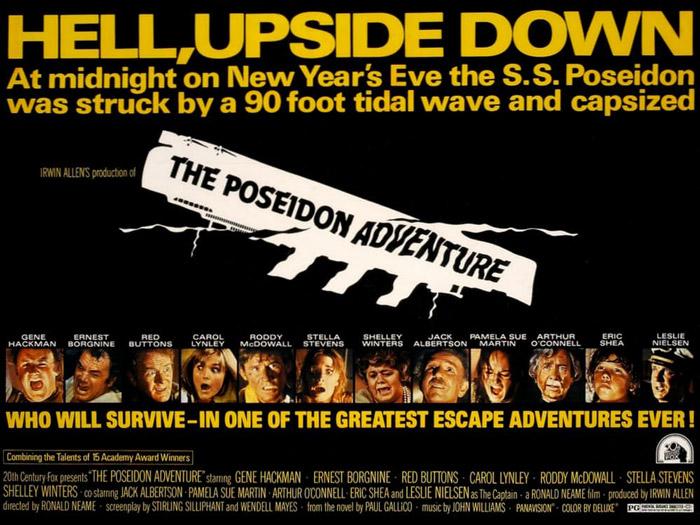 فیلم The Poseidon Adventure – ماجرای پوزیدون