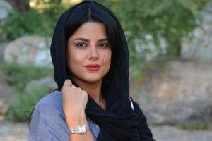 عکس از چهره بدون گریم معصومه رحمتی بازیگر سریال هشت و نیم دقیقه