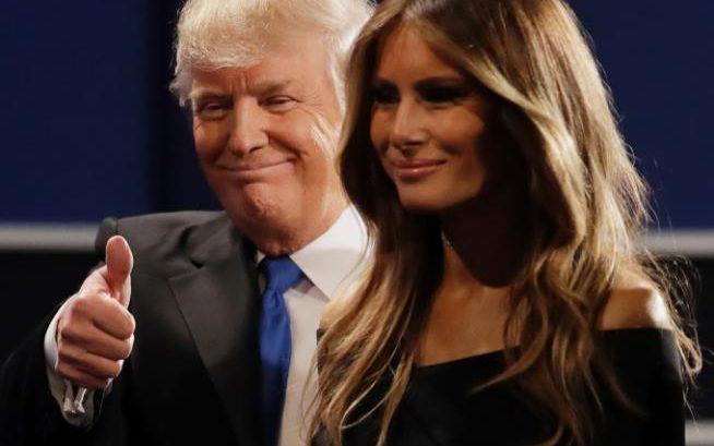 عکس های ملانیا ترامپ مانکن و مدلی که همسر دونالد ترامپ است و بیوگرافی ملانیا