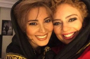 بارداری همزمان یکتا ناصر با خواهرش نیکتا ناصر! + عکس خواهرش
