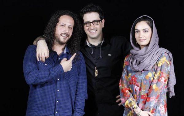 ع های میترا حجار و همسرش سینا حجازی + بیوگرافی میترا حجار و سینا حجازی