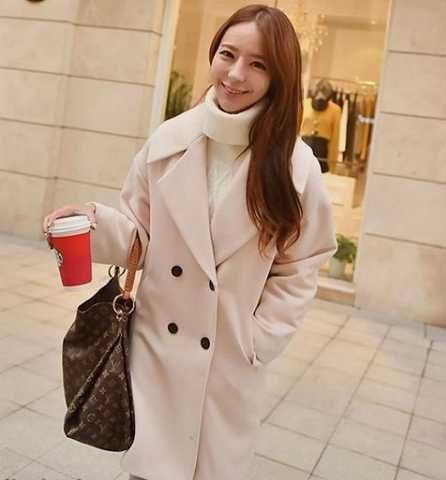 گالری مدل پالتو دخترانه کره ای شیک و بسیار زیبا در تاپ ناز