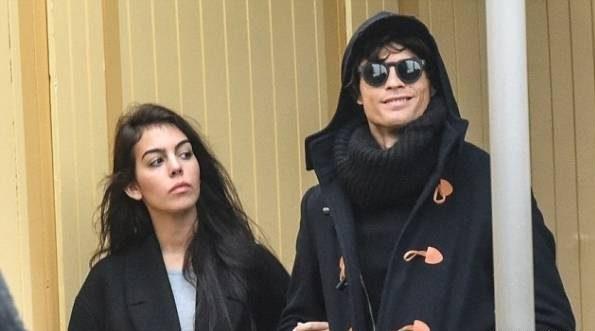 خوشگذرانی کریستیانو رونالدو با دوست دختر جدیدش! + عکس دوست دخترش