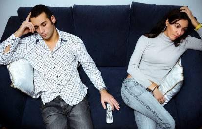 دلایل قهر کردن زن و شوهر