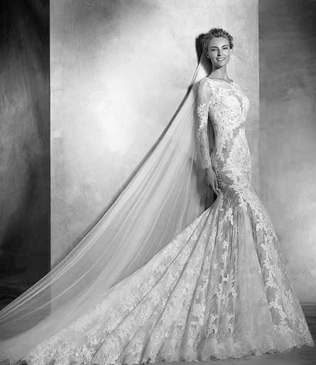مدل لباس عروس فانتزی و فرانسوی شیک و کلاسیک
