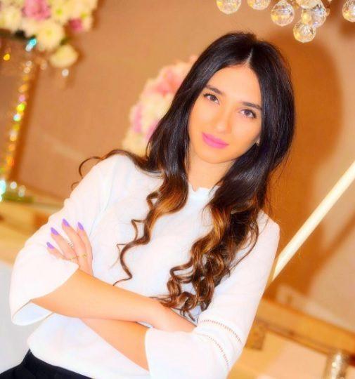 عکس های سندی تایت دختر لبنانی زیبا که دختر شایسته لبنان شد