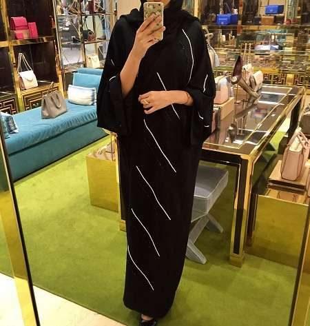 عکس های مدل مانتو بلند پوشیده و جادار اسلامی