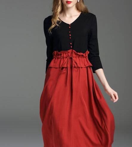 شیک ترین مدل لباس های پاییزی زنانه امسال