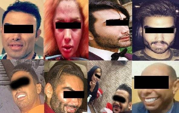 معرفی دختر و پسرهای ایرانی جنجالی اینستاگرام که بسیار طرفدار دارند! + تصاویر دختران و پسران