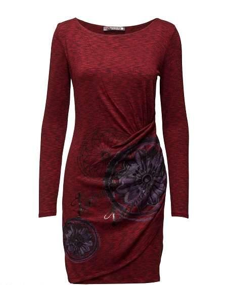 مدل لباس مجلسی بالا زانو شیک و جدید با طرح های جدید