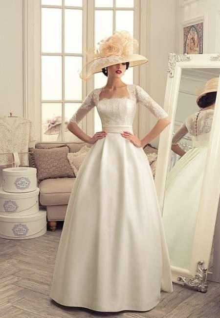 مدل لباس عروس های زیبا و جدید اسپانیایی شیک