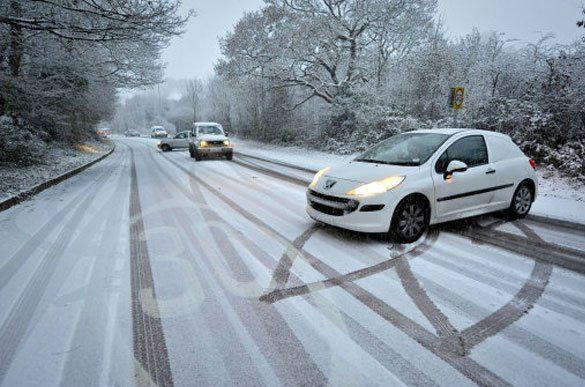Photo of چگونه از سر خوردن خودرو روی برف و یخ جلوگیری کنیم و هنگام سر خوردن چه کنیم؟