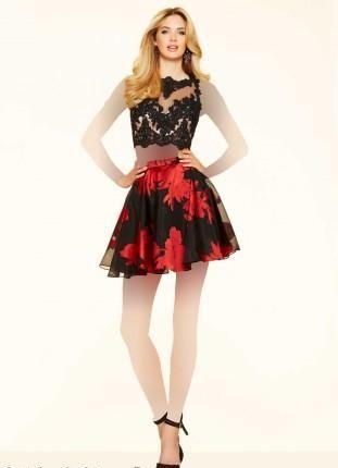 مدل لباس مجلسی عروسکی دخترانه
