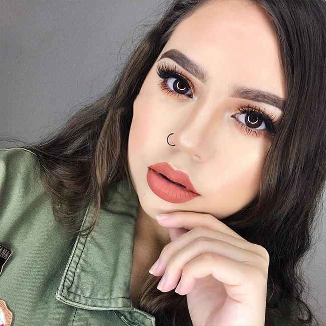 عکس های مدل آرایش زیبای KATRINA MARRUFO