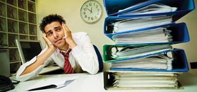 روش های کنار آمدن با استرس شغلی و کار