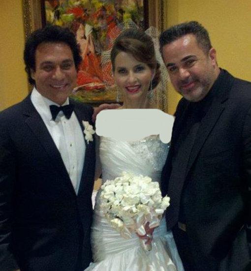 Photo of عکس های جذاب مراسم عروسی اندی و همسرش شینی