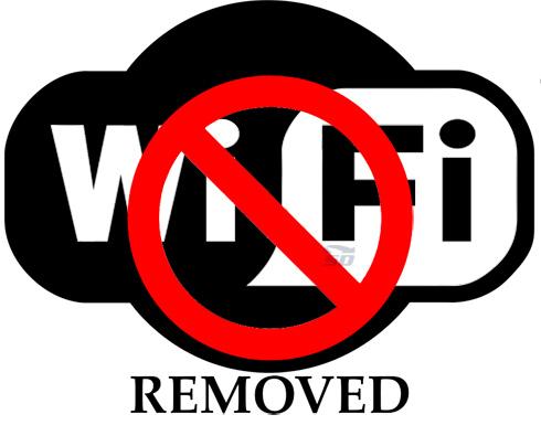 روش حذف کردن اکانت وایرلس از ویندوز