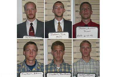6 برادر با هم به دختر 6 ساله همسایه تجاوز جنسی کردند! + عکس برادران متجاوز