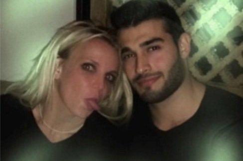 سام اصغری دوست پسر ایرانی بریتنی اسپیرز