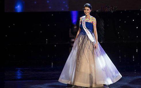 عکس دختر شایسته اندونزی در Miss World 2016