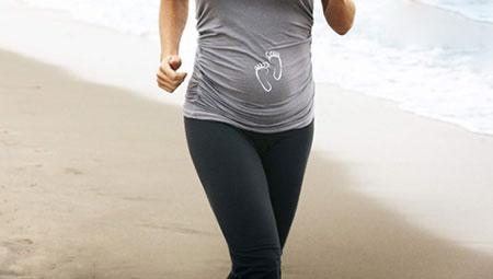 خانم های باردار چگونه بدوند و آیا دو برای زن باردار ضرر دارد؟