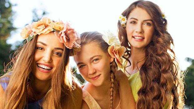 عکس های داغ سریال دختران آفتاب