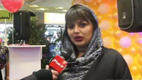 ماجرای حضور دختر خارجی در جشن تولد سیاوش خیرابی! + عکس دختر خارجی