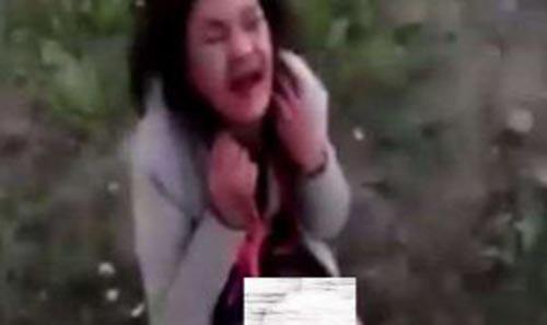 عکس های تجاوز جنسی به دختر 18 ساله در باغ!