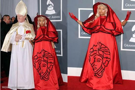 نیکی میناژ Nicki Minaj