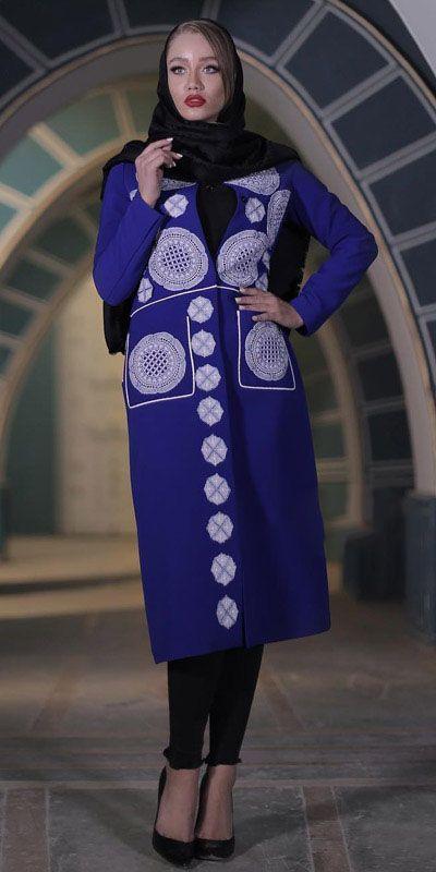 مدل مانتوهای پاییزی برند ایرانی Sweet Dolcee