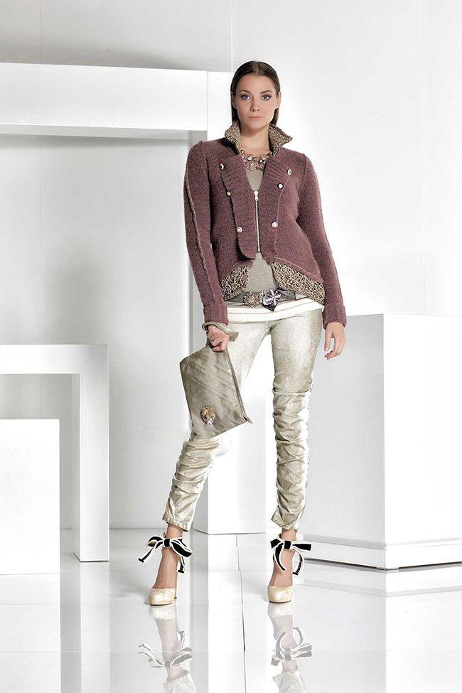 مدل لباس اسپرت مجلسی زنانه زمستانی Daniela Dallavalle