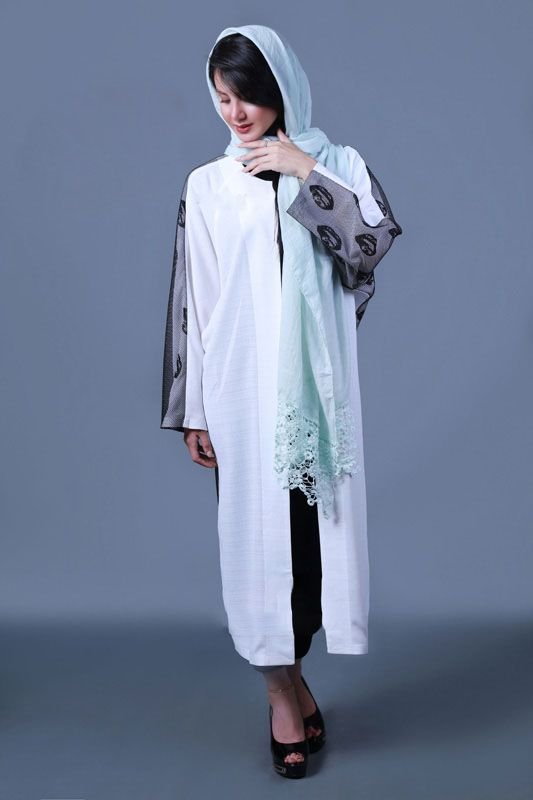 عکس های جدیدترین و شیک ترین مدل مانتو ایرانی Sarabys