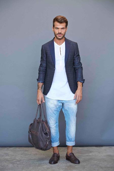 مدل کت مردانه اسپرت بسیار شیک برند PRIMO EMPORIO