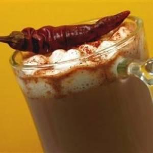 هات چاکلت مکزیکی