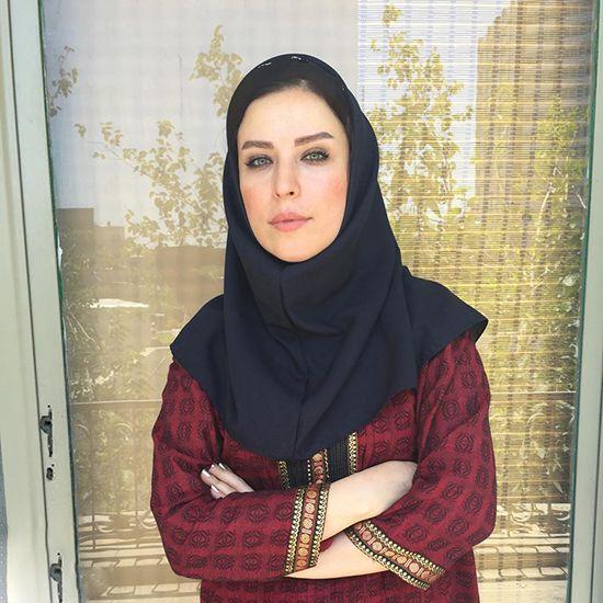 هانیه غلامی و لادن سلیمانی مادرش