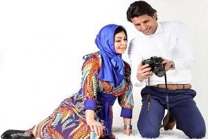 عکس وحید طالب لو و همسرش + پست خواندنی همسر طالب لو در مورد شوهرش