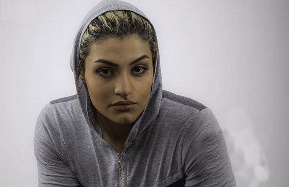 صدف خادم بیوگرافی دختر بوکسور ایرانی صدف خادم و عکس های صدف خادم