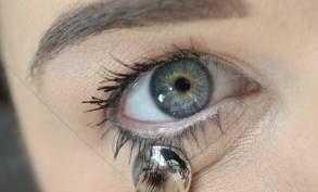 تغییر رنگ چشم طبیعی