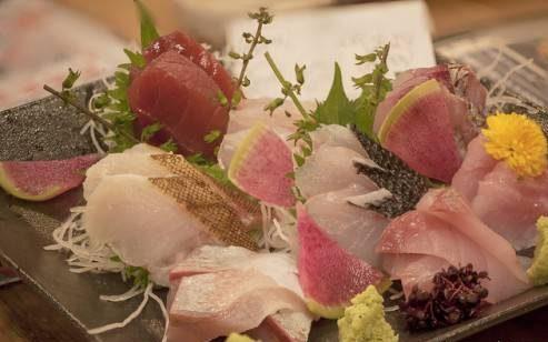 غذاهای دریایی دنیای از فواید و اینبار برای تغییر رنگ چشم