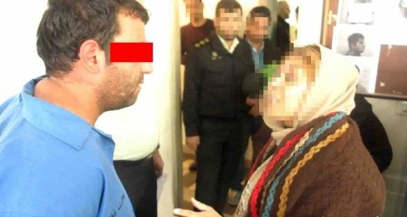 سرقت وحشیانه از آرایشگاه های زنانه تهران + عکس مرد سارق