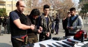 سارقان مسلح و بی رحم باعث سقط جنین زن جوان شدند + تصاویر سارقان