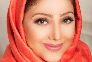 عکس های جشن تولد خانم بازیگر ایرانی در سالن زیبایی