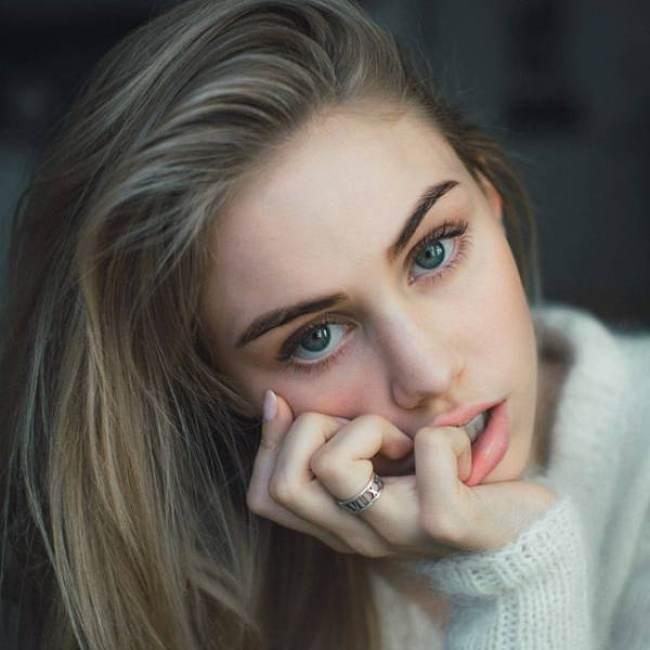 دختران زیبا و بدون آرایش | ترفند برای زیبا و جذاب شدن بدون آرایش کردن