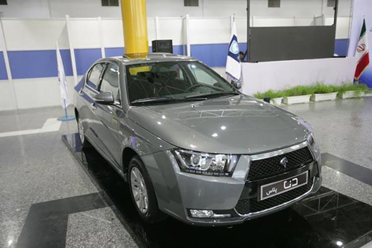 تصاویر دنا پلاس خودروی جدید ایران خودرو + مشخصات و قیمت دنا پلاس