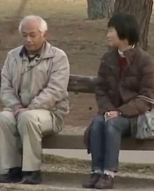 زن و شوهری که پس از 20 سال آشتی کردند و با هم صحبت کردند! + عکس